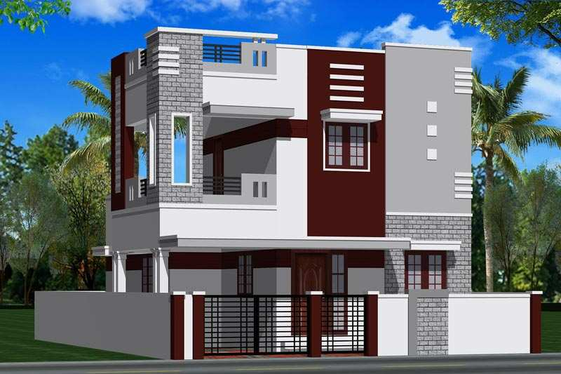 3 Bhk Bungalows Villas For Sale At Kovaipudur