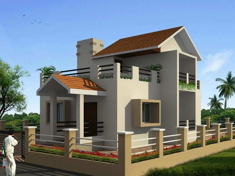 1bhk bungalows villas for sale at malwan rei290714 for Konkan home designs