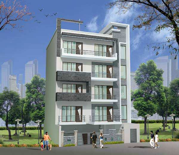 2 BHK Builder Floor for Sale in Neemrana, Alwar - 10 Bigha