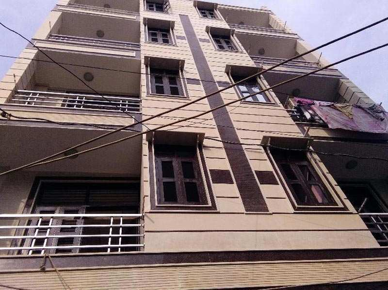 2 BHK Builder Floor for Sale in Uttam Nagar, Delhi - 495 Sq.ft.
