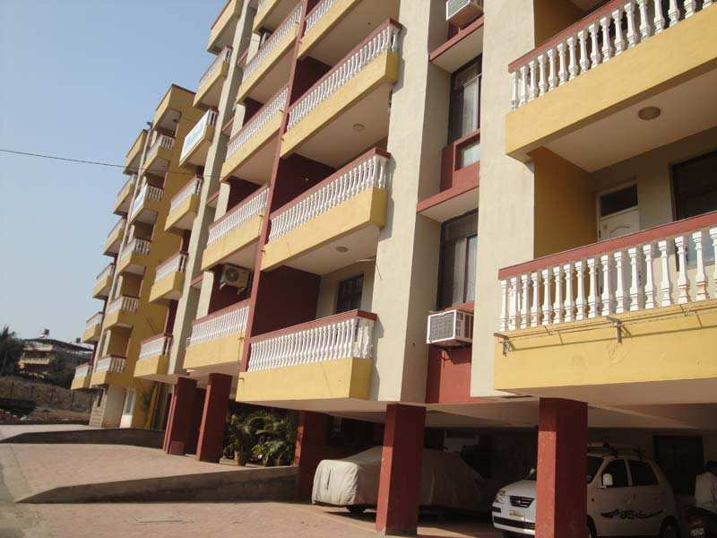 3 Bhk Flats & Apartments for Sale in Sancoale - 1650 Sq.ft.