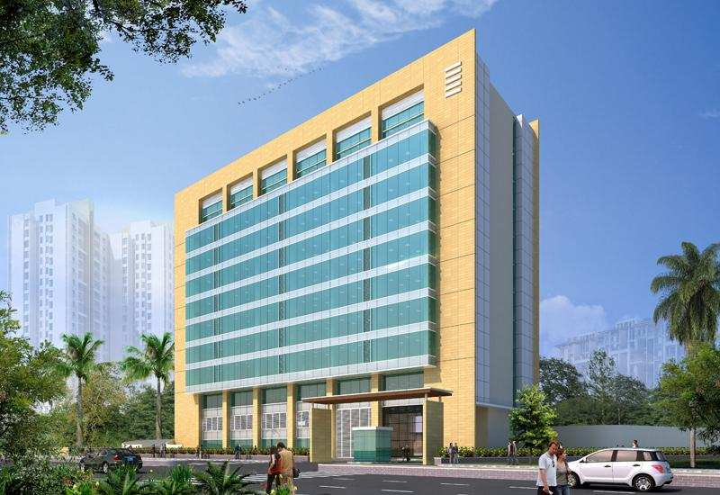 Office Space for Rent in Wagle Estate, Thane - 2367 Sq. Feet