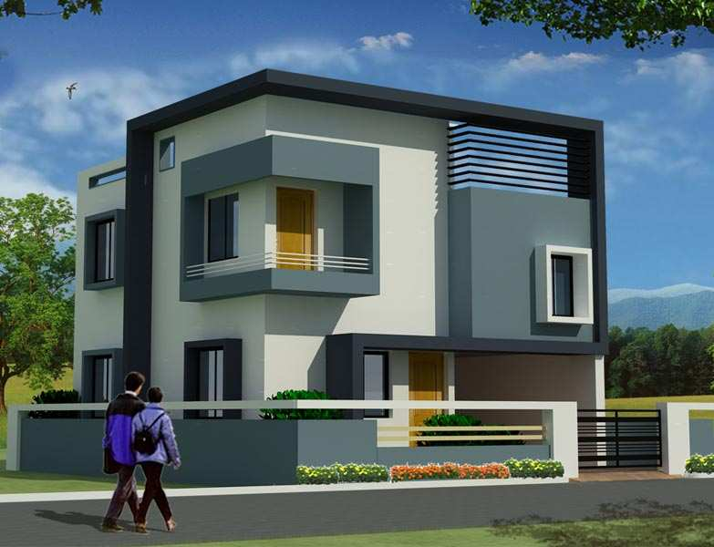 3 Bhk Bungalows Villas For Sale At Tankapani Road