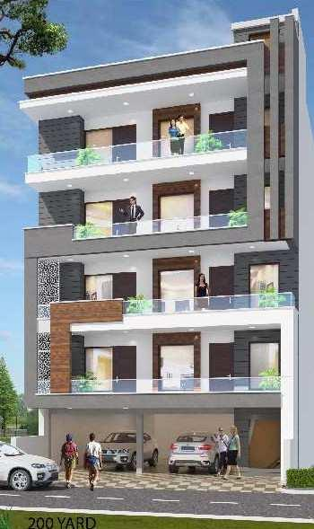 3 BHK 200 Sq. Yards Builder Floor for Sale in Green Field, Faridabad