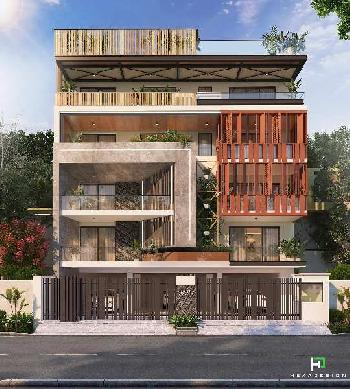 4 BHK 250 Sq. Yards Builder Floor for Sale in Sector 28 Faridabad