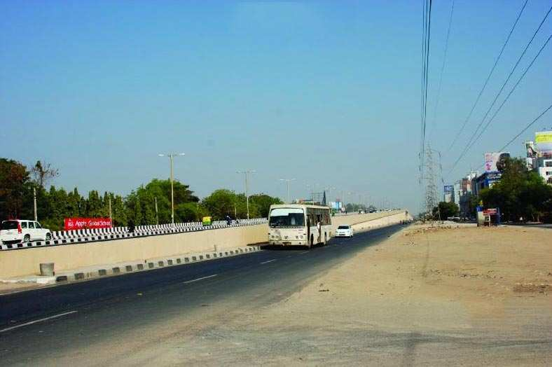 Commercial Lands /Inst. Land for Sale in S G Highway, Ahmedabad - 13500 Sq. Yards