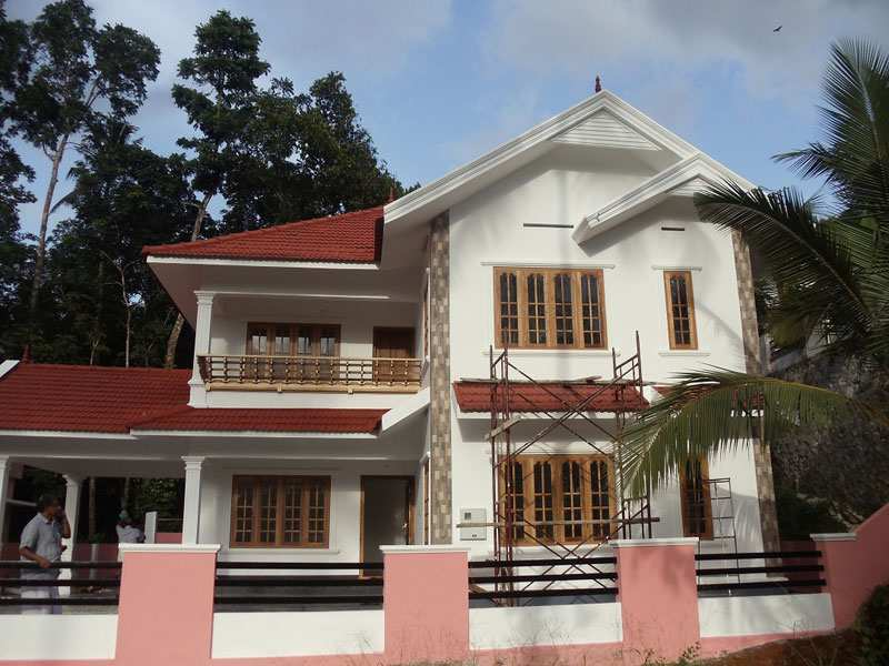 5 BHK Individual House/Home for Sale in Kottayam - 12 Cent