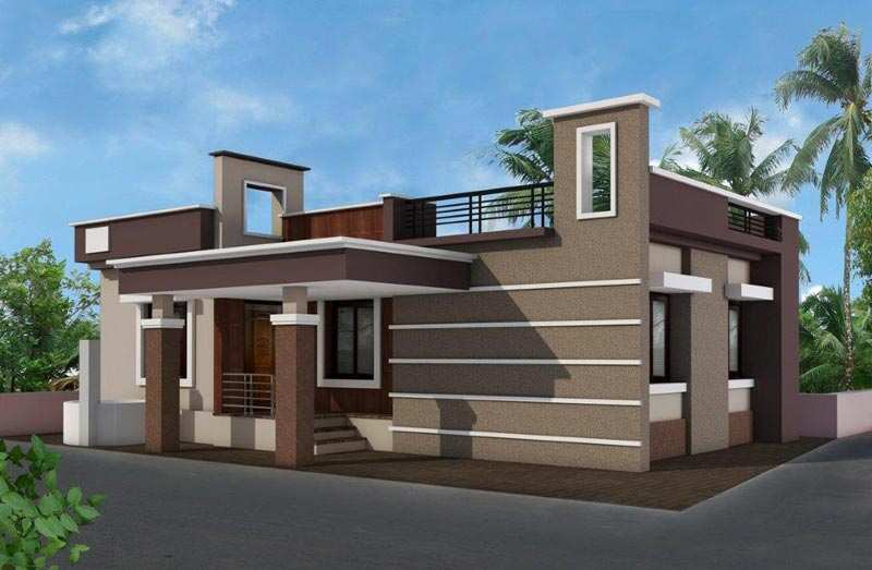 2 bhk bungalows villas for sale in mangalore rei340369 for Best house designs mangalore
