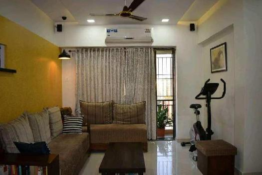 3 BHK 1250 Sq.ft. Residential Apartment for Sale in Thane West