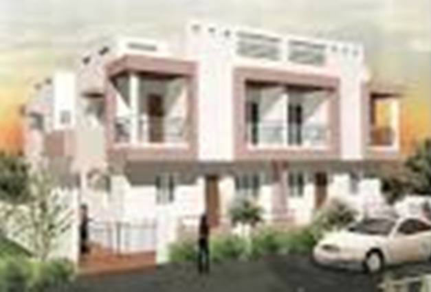 3 BHK Bungalows / Villas for Sale in Bopal, Ahmedabad - 172 Sq. Yards