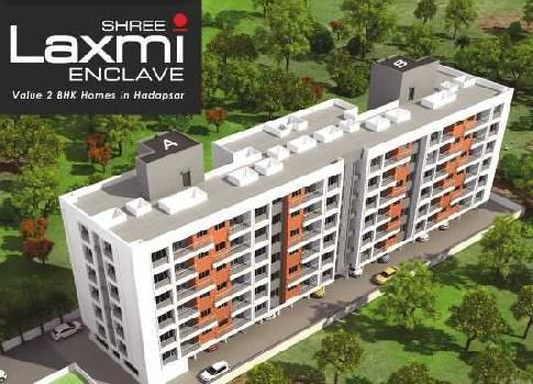 2 BHK 644 Sq.ft. Residential Apartment for Sale in Hadapsar, Pune