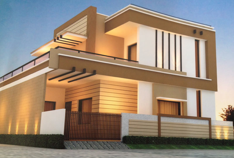 4 BHK Individual House/Home for Sale in Jalandhar - 2900 Sq.ft.