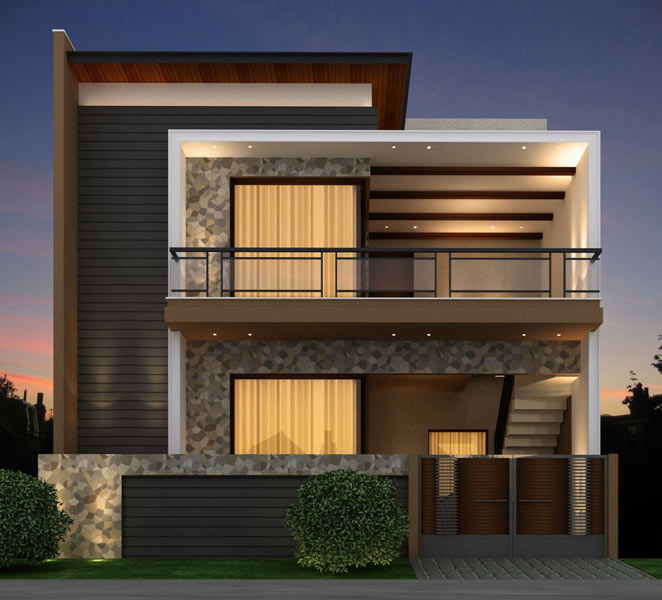 3 BHK Individual House/Home for Sale in Jalandhar - 1600 Sq.ft.