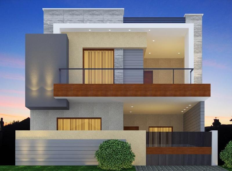 4 BHK Individual House for Sale in Jalandhar - 1680 Sq. Feet