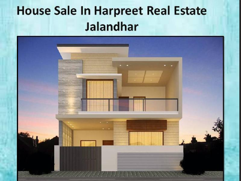 4 BHK Individual House for Sale in Jalandhar - 1276 Sq. Feet