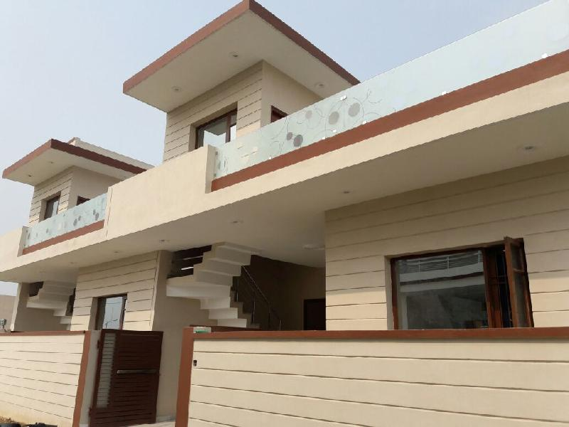 2 BHK Individual House for Sale in Jalandhar - 1150 Sq. Feet