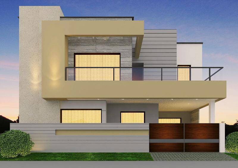 4 BHK Individual House for Sale in Jalandhar - 1440 Sq. Feet