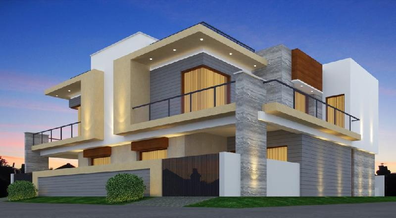 4 BHK Individual House for Sale in Jalandhar - 1800 Sq. Feet