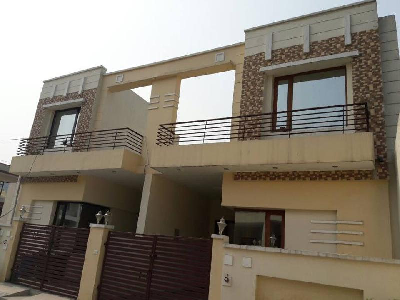 3 BHK Individual House for Sale in Jalandhar - 1056 Sq. Feet