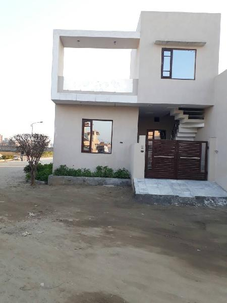 2 BHK Individual House for Sale in Jalandhar - 1056 Sq. Feet