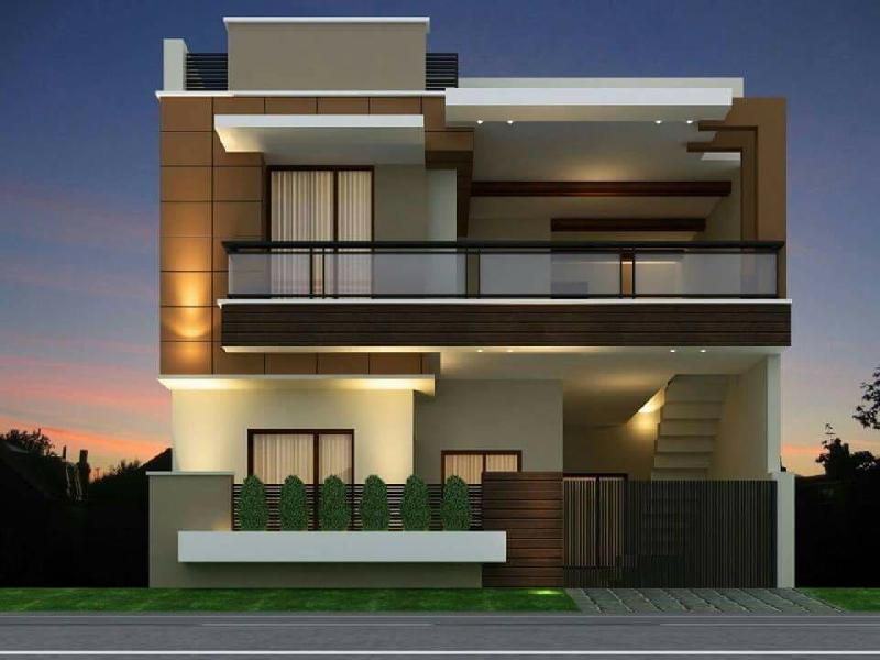 3 BHK Individual House for Sale in Jalandhar - 1276 Sq. Feet