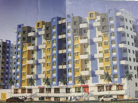 2 BHK 750 Sq.ft. Residential Apartment for Sale in Boramni, Solapur