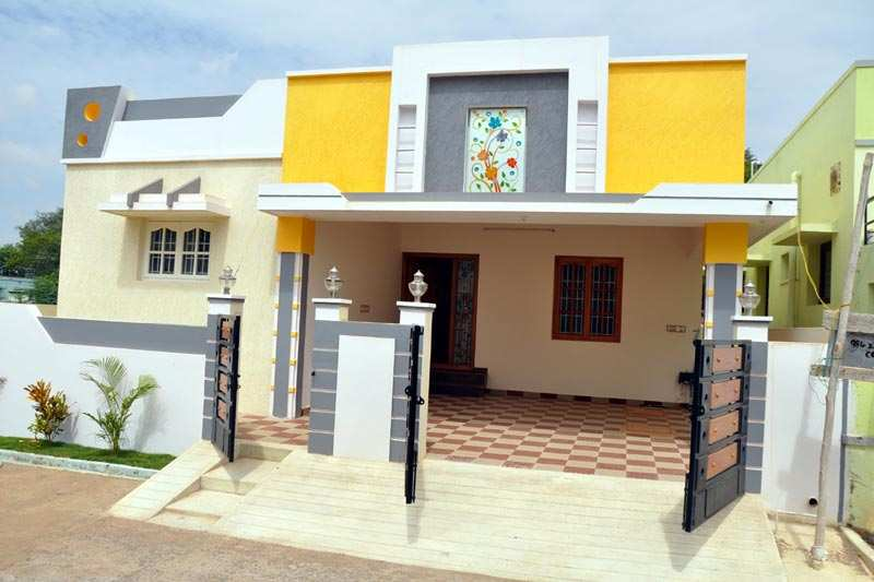 3 BHK Individual House Home For Sale In Thudialur