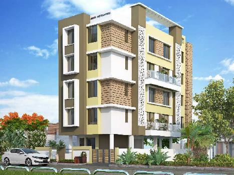 2 BHK 288 Sq. Meter Residential Apartment for Sale in Miraj Kupwad, Sangli