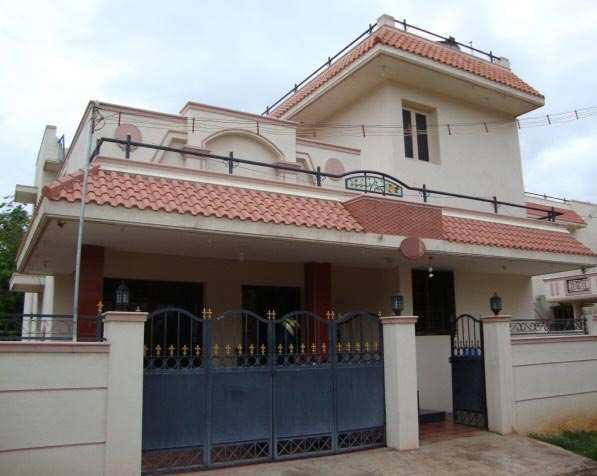 Front Elevation Of House In Coimbatore : Bhk individual houses villas for sale in vadavalli