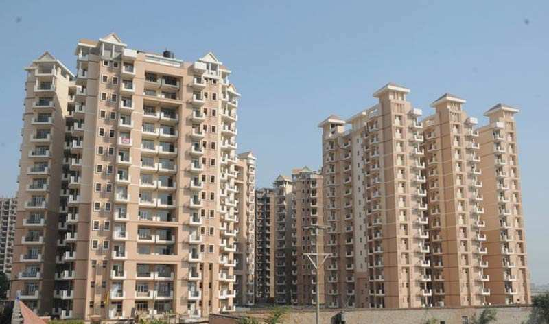 2 BHK Flats & Apartments for Sale in Sector 88, Faridabad - 1304 Sq.ft.