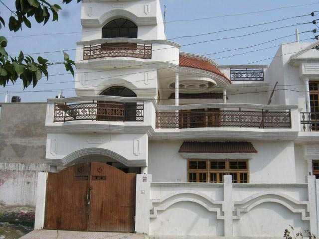 5 BHK Bungalows / Villas for Sale in Jankipuram Vistar, Lucknow - 2500 Sq.ft.