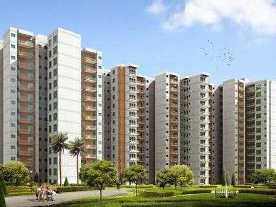 3 BHK Flats & Apartments for Sale in Gomti Nagar, Lucknow - 1575 Sq.ft.