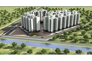 3 BHK Flats & Apartments for Sale in Sultanpur Road, Lucknow - 1450 Sq.ft.