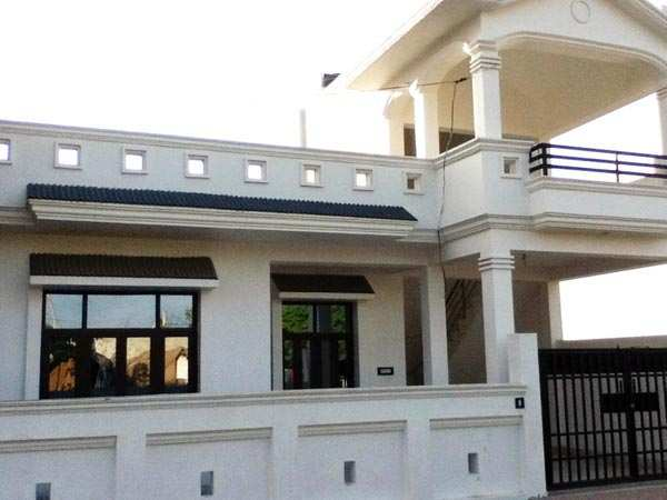 4 BHK Individual House/Home for Rent in Gomti Nagar, Lucknow - 3200 Sq.ft.
