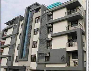 3 BHK Flats & Apartments for Rent in Indira Nagar, Lucknow - 1400 Sq.ft.