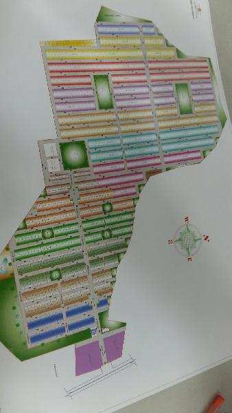Residential Plot for Sale in Raibareli Road, Lucknow - 1000 Sq. Feet