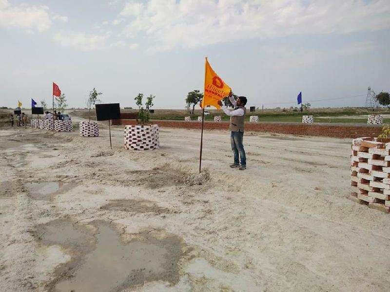 Residential Plot for Sale in Nagram Road, Lucknow - 2000 Sq. Feet