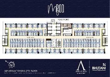 67 Sq.ft. Business Center for Sale in Sector 90 Noida