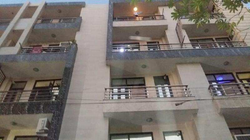 2 BHK Builder Floor for Sale in Delhi - 586 Sq. Feet