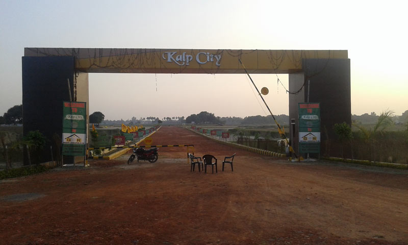 50 Acre Residential Land / Plot for Sale in Kalp City, Lucknow - 1250 Sq.ft.