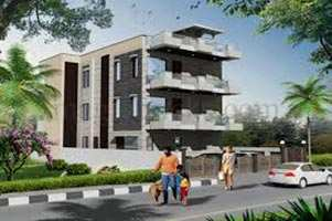3 BHK Builder Floor for Sale in Gurgaon - 2200 Sq.ft.