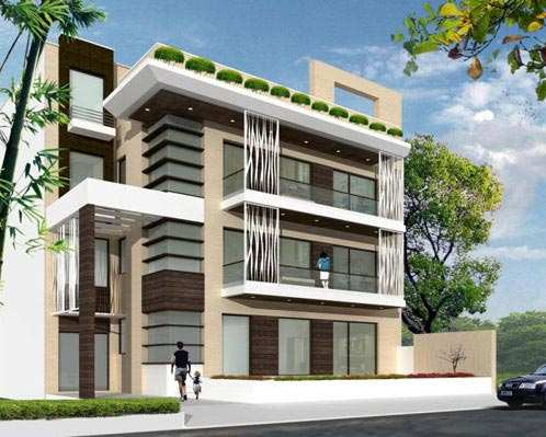 3 BHK Builder Floor for Sale in Sector 46, Gurgaon - 1400 Sq.ft.