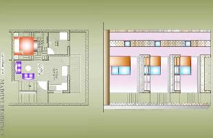 1 BHK Flat for Sale in Chaitanya Vihar, Vrindavan