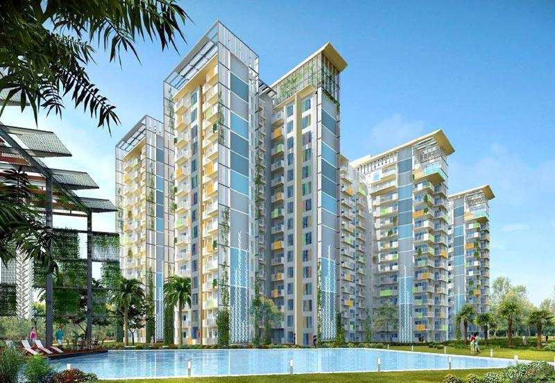 2 BHK Flats & Apartments for Sale in Sidhwan Canal Road, Ludhiana - 1075 Sq.ft.