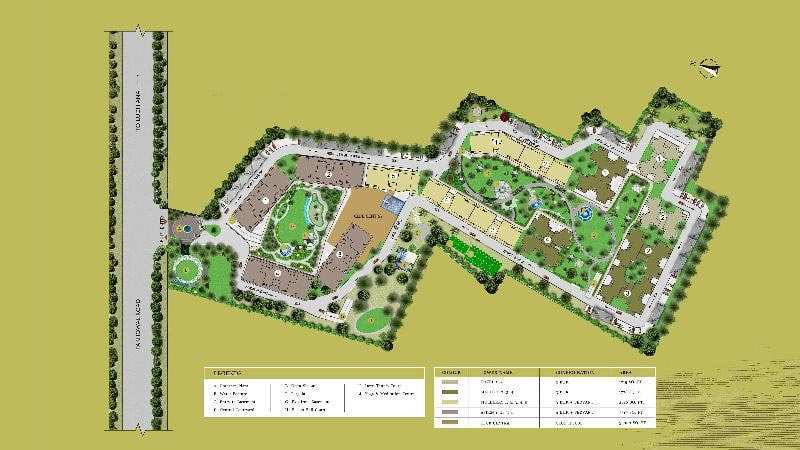 4 BHK Flats & Apartments for Sale in Pakhowal Road, Ludhiana - 3519 Sq.ft.