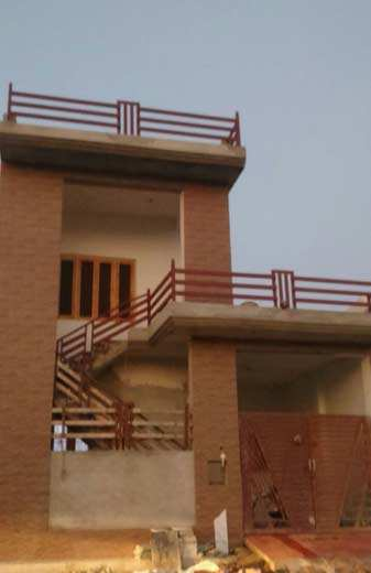 3 BHK Individual House/Home for Sale in S.G.P.G.I., Lucknow - 1500 Sq.ft.