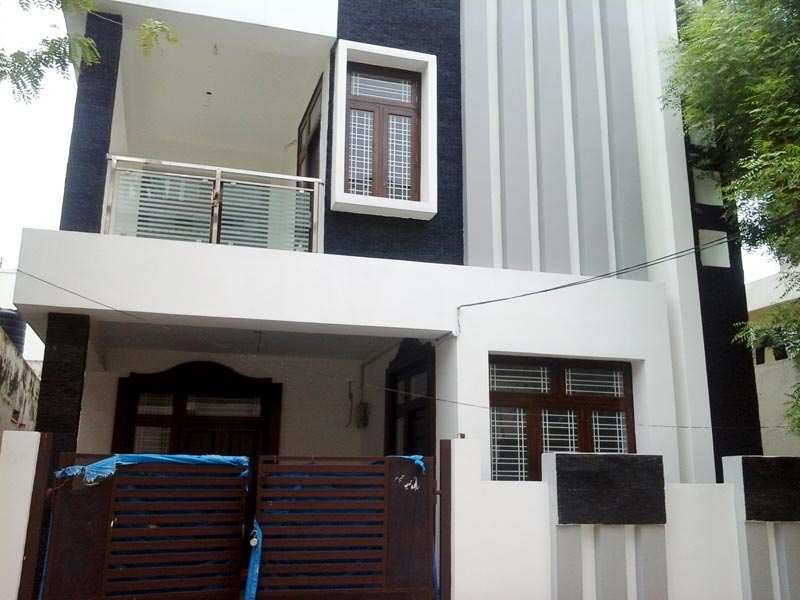 Front Elevation Of Houses In Andhra Pradesh : Bhk individual house home for sale in ecil hyderabad