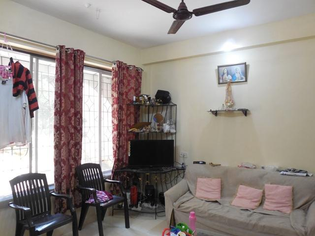 1 BHK Flats & Apartments for Sale in Calangute, Goa - 48 Sq. Meter