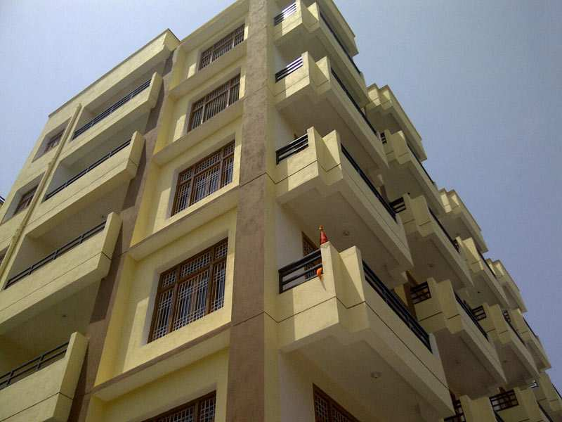 1 BHK Flats & Apartments for Rent in Ardaly Bazar, Varanasi - 860 Sq.ft.