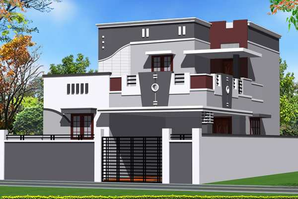 3 bhk individual house home for sale at kovaipudur for Home architecture coimbatore